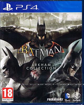 Einfach und sicher online bestellen: Batman: Return to Arkham (PEGI) in Österreich kaufen.