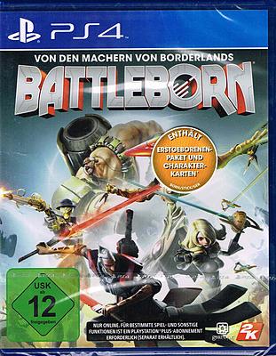 Einfach und sicher online bestellen: Battleborn + DLC in Österreich kaufen.
