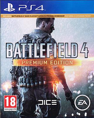 Einfach und sicher online bestellen: Battlefield 4 Premium Edition (EU-Import) in Österreich kaufen.