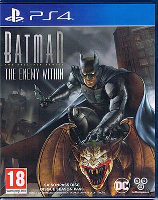 Einfach und sicher online bestellen: Batman: The Telltale Series - Der Feind im Inneren in Österreich kaufen.