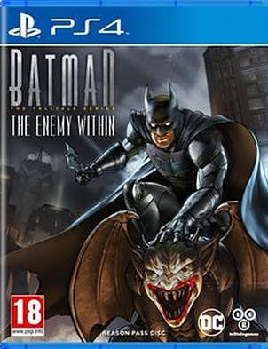 Einfach und sicher online bestellen: Batman: The Telltale Series - The Enemy Within in Österreich kaufen.