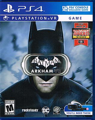 Einfach und sicher online bestellen: Batman: Arkham VR (US-Import) in Österreich kaufen.