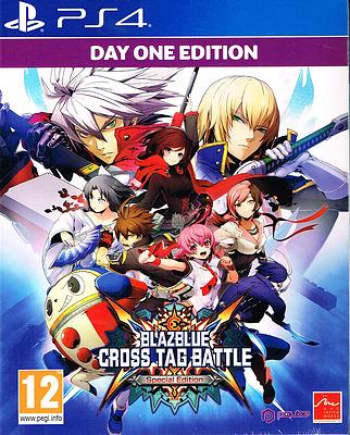 Einfach und sicher online bestellen: Blazblue Cross Tag Battle Special Edition (PEGI) in Österreich kaufen.