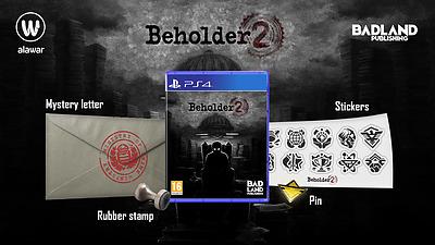 Einfach und sicher online bestellen: Beholder 2 Big Brother Edition (PEGI) in Österreich kaufen.