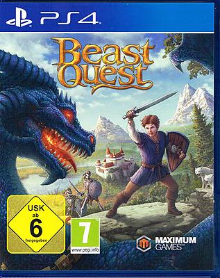Einfach und sicher online bestellen: Beast Quest in Österreich kaufen.