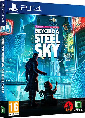 Einfach und sicher online bestellen: Beyond a Steel Sky Steelbook Edition (PEGI) in Österreich kaufen.