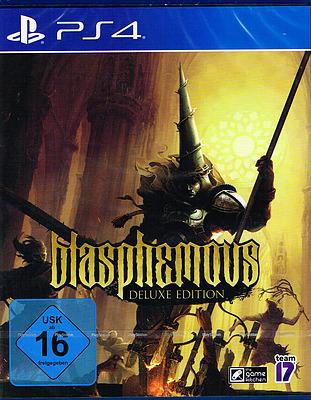 Einfach und sicher online bestellen: Blasphemous Deluxe Edition in Österreich kaufen.