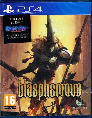 Einfach und sicher online bestellen: Blasphemous Deluxe Edition (PEGI) in Österreich kaufen.