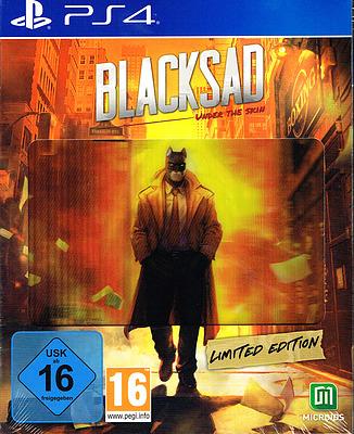 Einfach und sicher online bestellen: Blacksad: Under the Skin Limited Edition in Österreich kaufen.