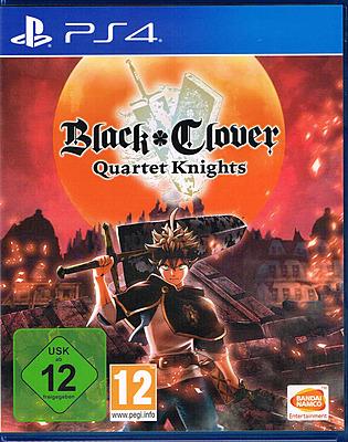 Einfach und sicher online bestellen: Black Clover: Quartet Knights in Österreich kaufen.