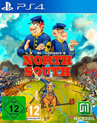 Einfach und sicher online bestellen: The Bluecoats: North vs. South in Österreich kaufen.