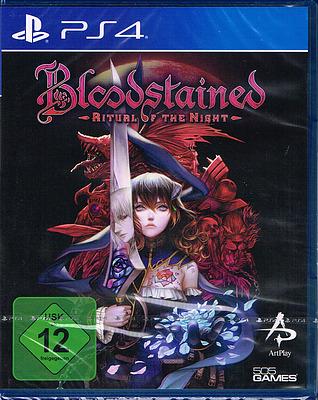 Einfach und sicher online bestellen: Bloodstained: Ritual of the Night in Österreich kaufen.