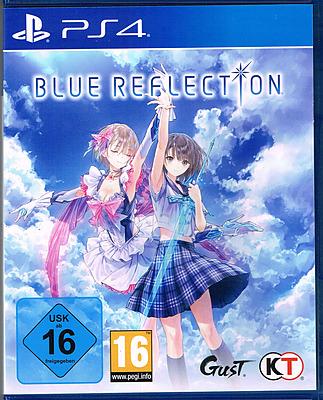 Einfach und sicher online bestellen: Blue Reflection in Österreich kaufen.