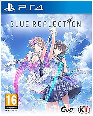 Einfach und sicher online bestellen: Blue Reflection (EU-Import) in Österreich kaufen.