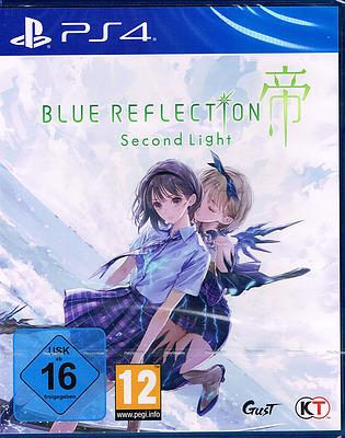 Einfach und sicher online bestellen: Blue Reflection: Second Light in Österreich kaufen.