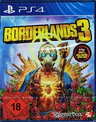 Einfach und sicher online bestellen: Borderlands 3 + 2 Boni (AT-PEGI) in Österreich kaufen.