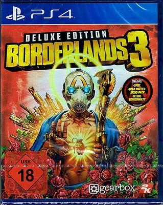 Einfach und sicher online bestellen: Borderlands 3 Deluxe Edition + 13 Boni in Österreich kaufen.