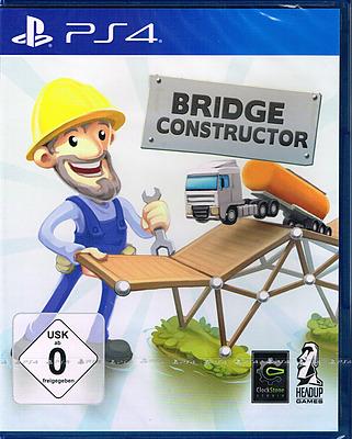 Einfach und sicher online bestellen: Bridge Constructor in Österreich kaufen.