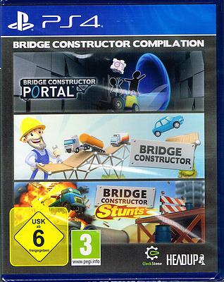 Einfach und sicher online bestellen: Bridge Constructor Compilation in Österreich kaufen.