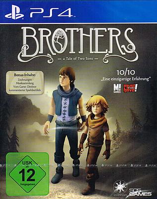 Einfach und sicher online bestellen: Brothers - A Tale of Two Sons (PEGI) in Österreich kaufen.
