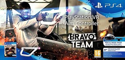 Einfach und sicher online bestellen: VR Bravo-Team + Aim Controller in Österreich kaufen.