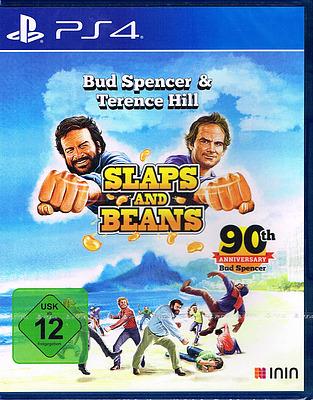 Einfach und sicher online bestellen: Bud Spencer & Terence Hill Slaps and Beans in Österreich kaufen.