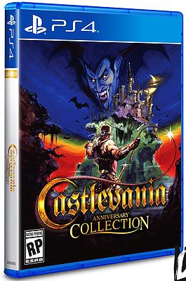 Einfach und sicher online bestellen: Castlevania Anniversary Collection (US-Import) in Österreich kaufen.