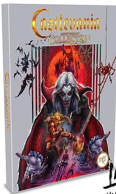 Einfach und sicher online bestellen: Castlevania Anniversary Collection Classic (US) in Österreich kaufen.