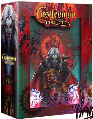 Einfach und sicher online bestellen: Castlevania Anniversary Collection Ultimate in Österreich kaufen.