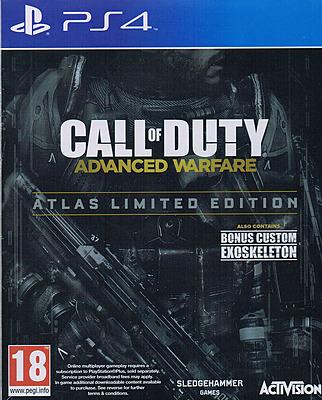 Einfach und sicher online bestellen: Call of Duty: Advanced Warfare Atlas Limited (EU) in Österreich kaufen.