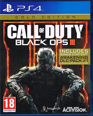 Einfach und sicher online bestellen: Call of Duty: Black Ops 3 Gold (EU-Import) in Österreich kaufen.