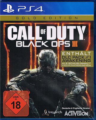Einfach und sicher online bestellen: Call of Duty: Black Ops 3 Gold in Österreich kaufen.