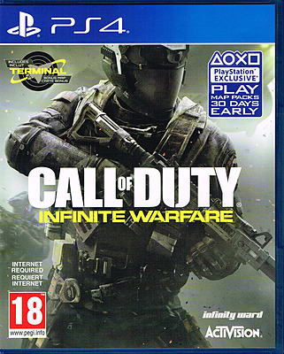 Einfach und sicher online bestellen: Call of Duty: Infinite Warfare + DLC (PEGI) in Österreich kaufen.