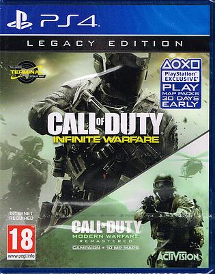 Einfach und sicher online bestellen: Call of Duty: Infinite Warfare Legacy Edition PEGI in Österreich kaufen.