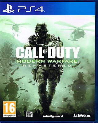 Einfach und sicher online bestellen: Call of Duty: Modern Warfare Remastered (Englisch) in Österreich kaufen.