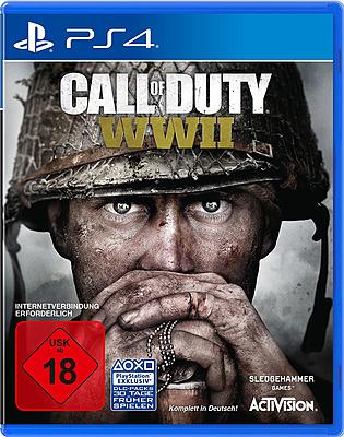 Einfach und sicher online bestellen: Call of Duty: WWII in Österreich kaufen.