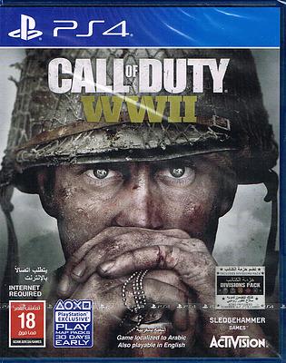 Einfach und sicher online bestellen: Call of Duty: WWII (PEGI/Symbolik) in Österreich kaufen.