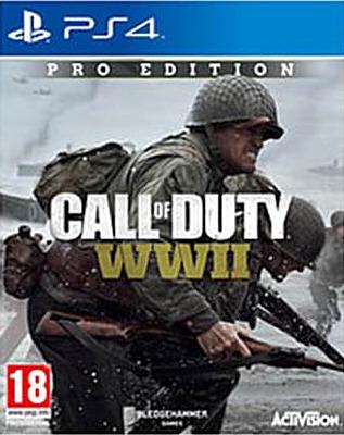 Einfach und sicher online bestellen: Call of Duty: WWII Pro Edition (Englisch/Symbolik) in Österreich kaufen.