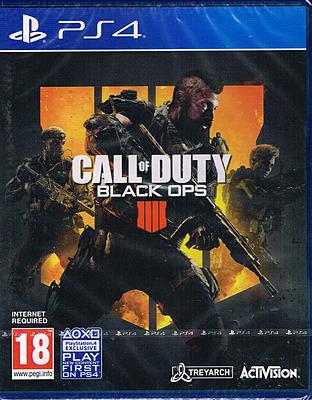 Einfach und sicher online bestellen: Call of Duty: Black Ops 4 (Englisch) in Österreich kaufen.
