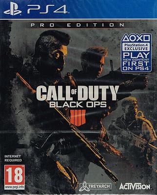 Einfach und sicher online bestellen: Call of Duty: Black Ops 4 Pro Edition (Englisch) in Österreich kaufen.
