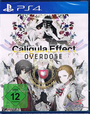 Einfach und sicher online bestellen: The Caligula Effect: Overdose in Österreich kaufen.