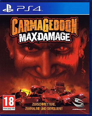 Einfach und sicher online bestellen: Carmageddon: Max Damage (AT-PEGI) in Österreich kaufen.