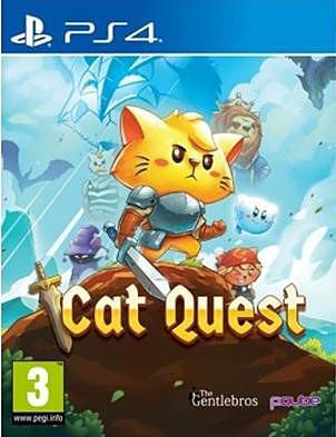 Einfach und sicher online bestellen: Cat Quest (PEGI) in Österreich kaufen.
