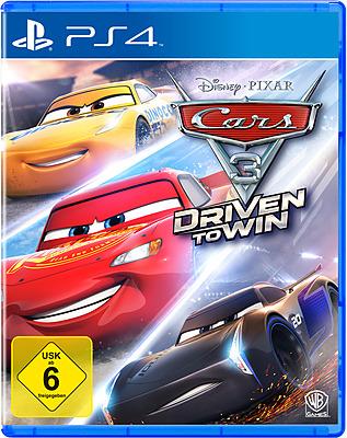Einfach und sicher online bestellen: Cars 3: Driven to win (AT-PEGI) in Österreich kaufen.