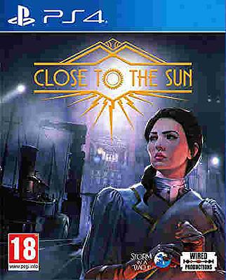 Einfach und sicher online bestellen: Close to the Sun in Österreich kaufen.