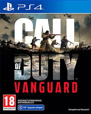 Einfach und sicher online bestellen: Call of Duty Vanguard + Bonus (AT-PEGI) in Österreich kaufen.