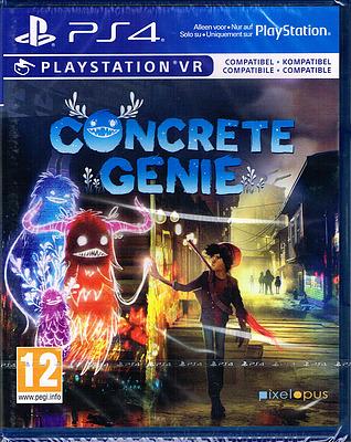 Einfach und sicher online bestellen: Concrete Genie (AT-PEGI) in Österreich kaufen.