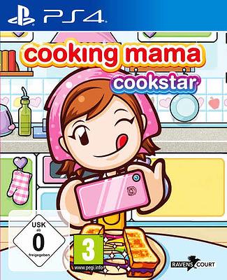 Einfach und sicher online bestellen: Cooking Mama CookStar in Österreich kaufen.