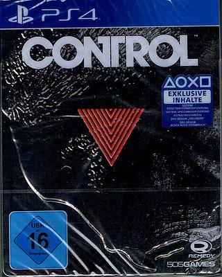 Einfach und sicher online bestellen: Control Deluxe Edition + 5 Boni in Österreich kaufen.
