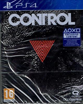Einfach und sicher online bestellen: Control Deluxe Edition (PEGI) in Österreich kaufen.